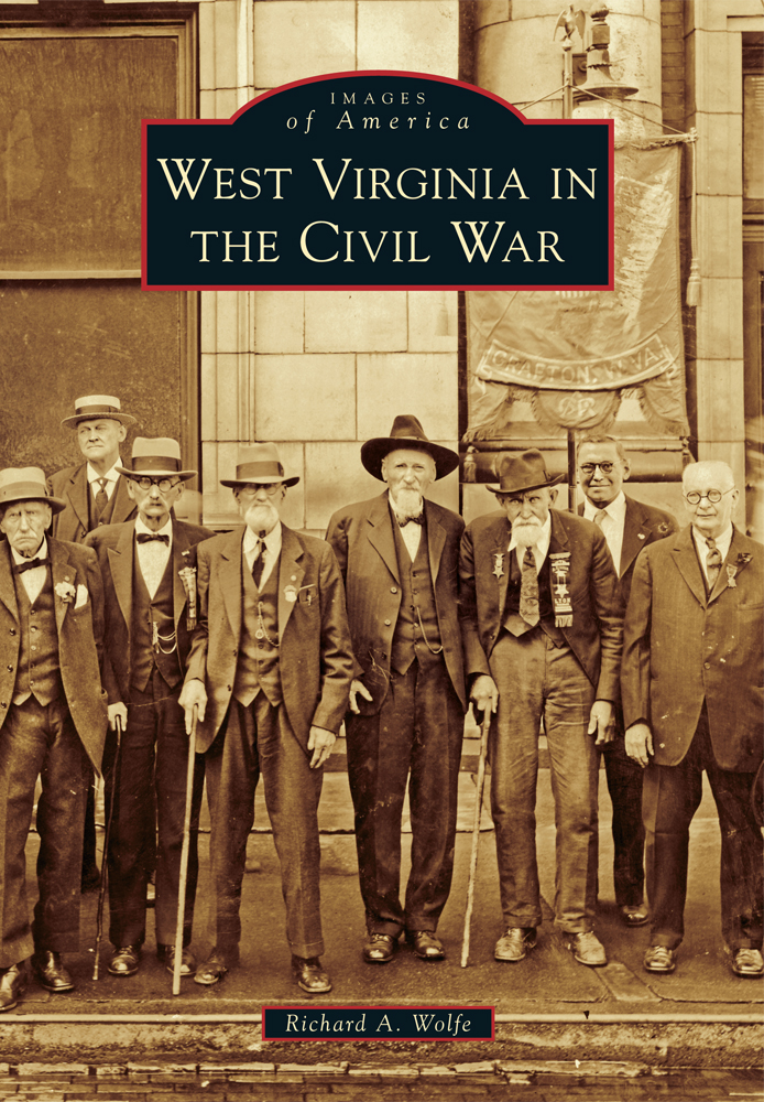 2014 March West Virginia In The Civil War