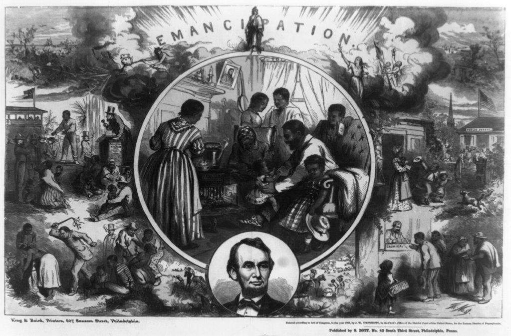 Free At Last: West Virginia's tortuous road to emancipation