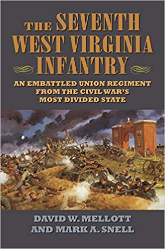 New regimental history of 7th West Virginia Infantry